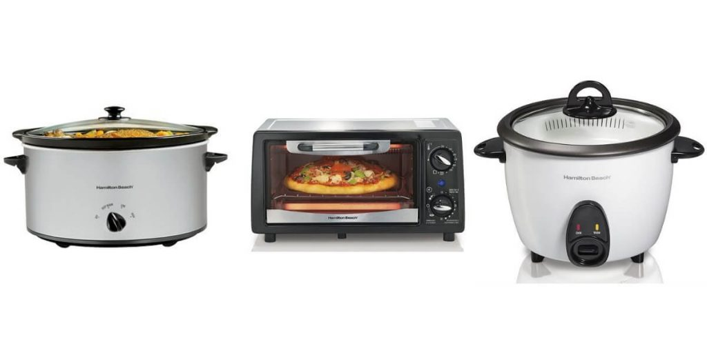 Kohl s Cardholders: Small Appliances 4 for USD 1.46 (After Rebate and Kohl s Cash)