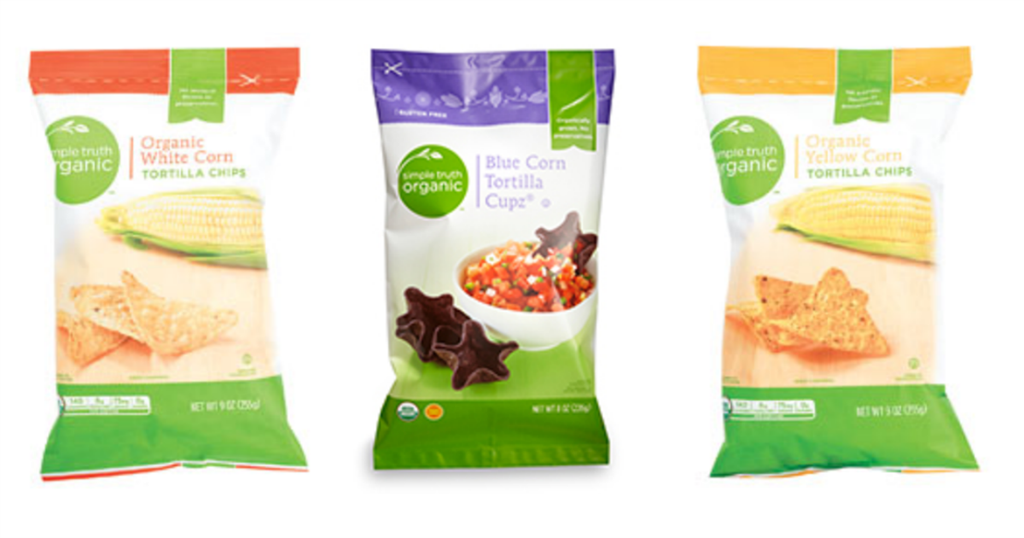 Kroger Free Simple Truth Organic Tortilla Chips Download