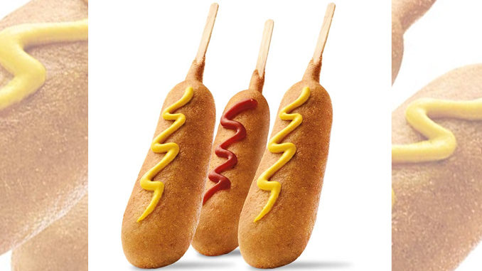 Free Corn Dog Day At Sonic