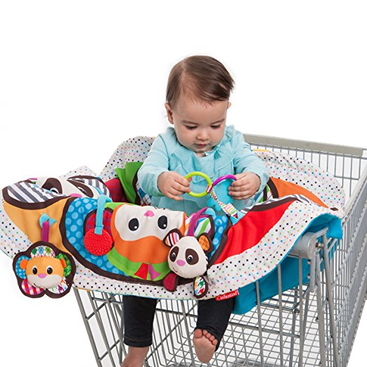 Amazon Infantino Play And Away Cart Cover And Play Mat 14 88