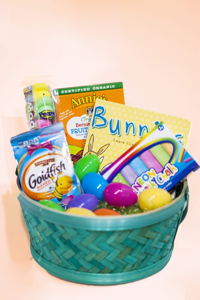 Easter Baskets for Toddlers