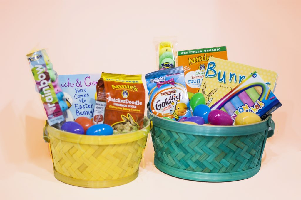 Easter baskets for toddlers negle Choice Image