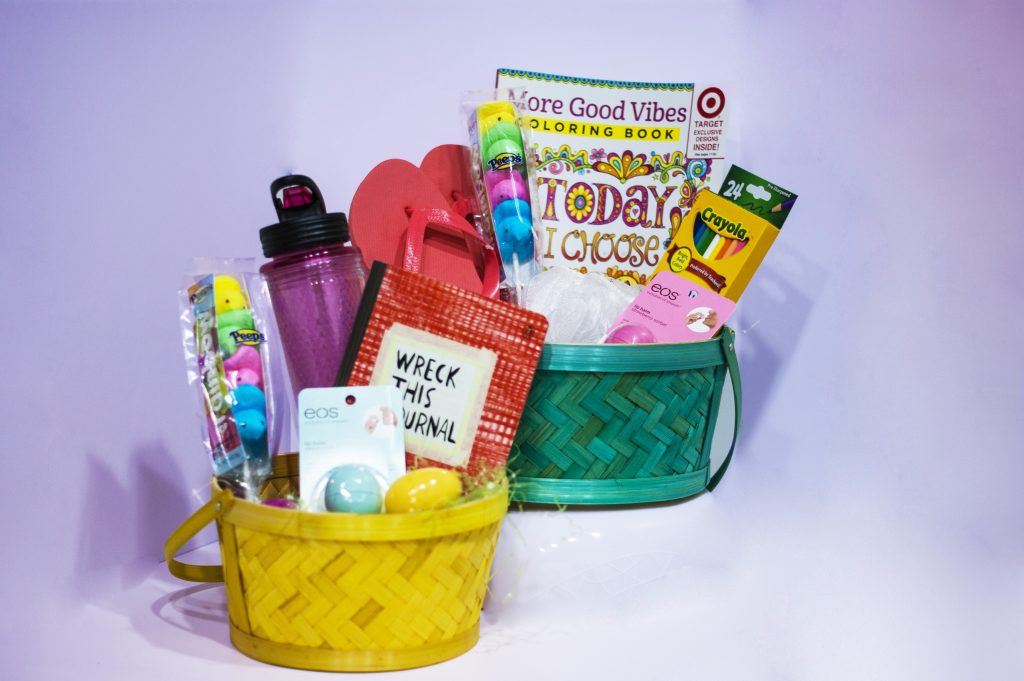 Tween easter basket ideas negle Gallery