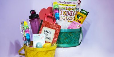 Easter baskets tween easter basket ideas that arent just negle Gallery