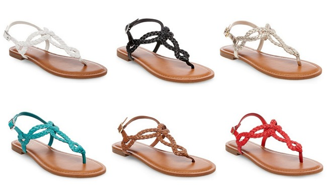 19f54006fe42 Target  Merona Women s Jana Sandals only  12