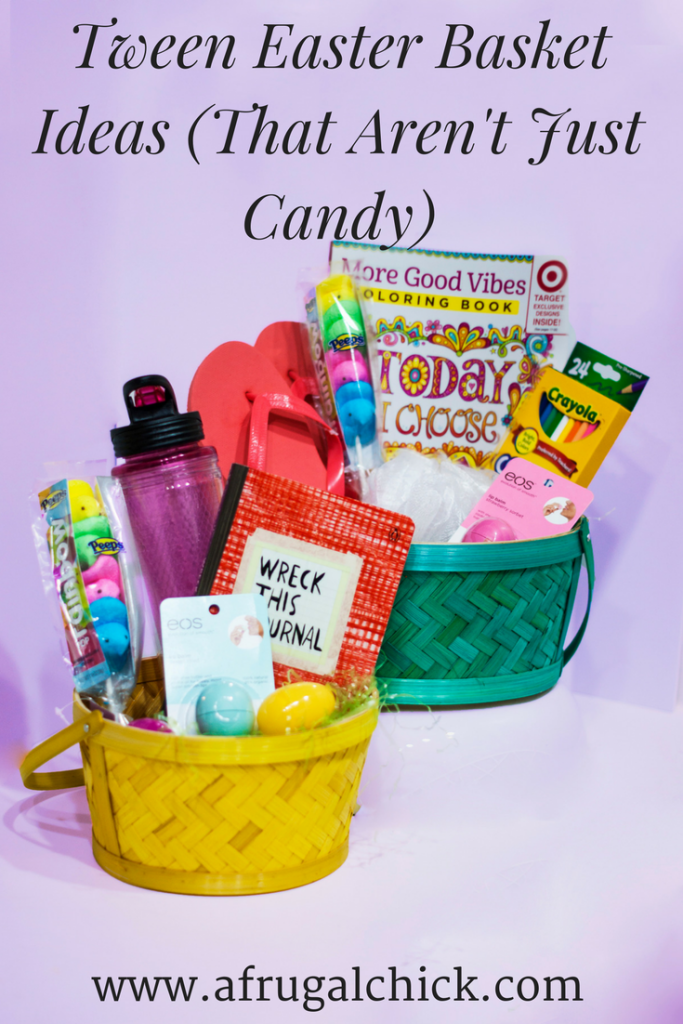 Tween easter basket ideas tween easter basket ideas that arent just candy tweens can be negle Images
