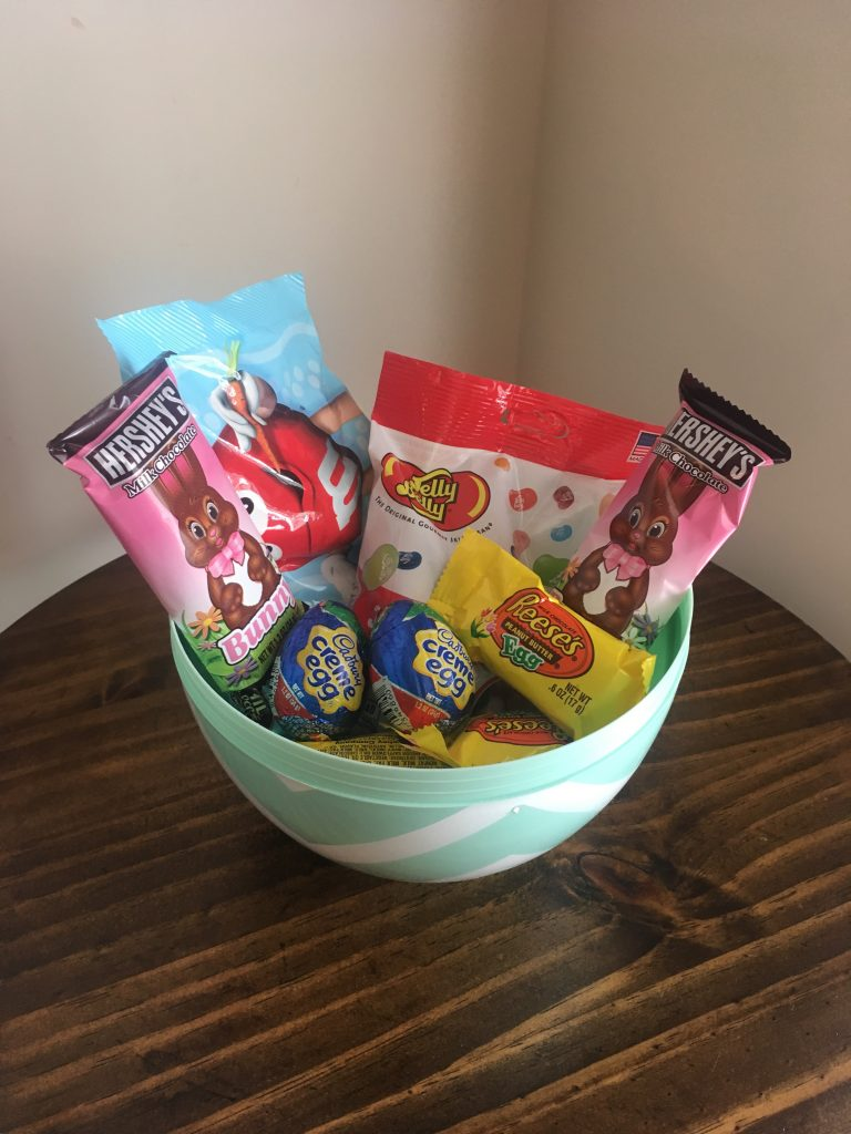 Gluten Free Easter Baskets- Gluten free treats are becoming more and more common! Check out this list to make filling an Easter Basket easy!