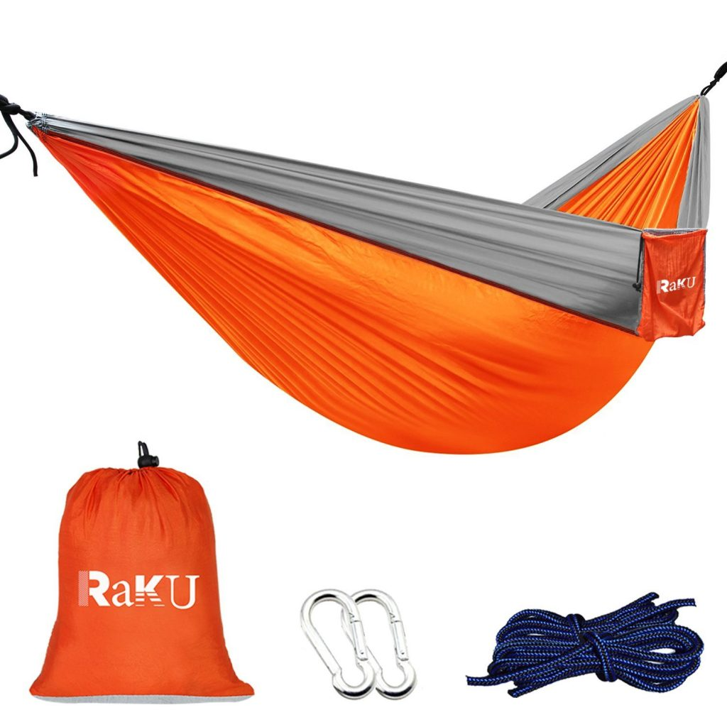 amazon  highly rated raku camping hammock for only  10 36  rh   afrugalchick