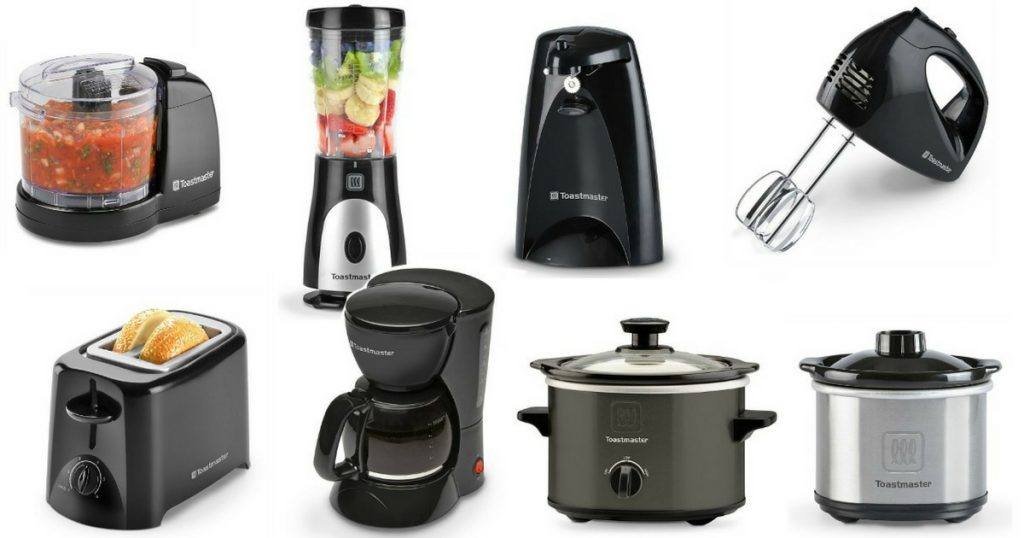 Kohl's: FREE Toastmaster Small Appliances + $4.29 Moneymaker