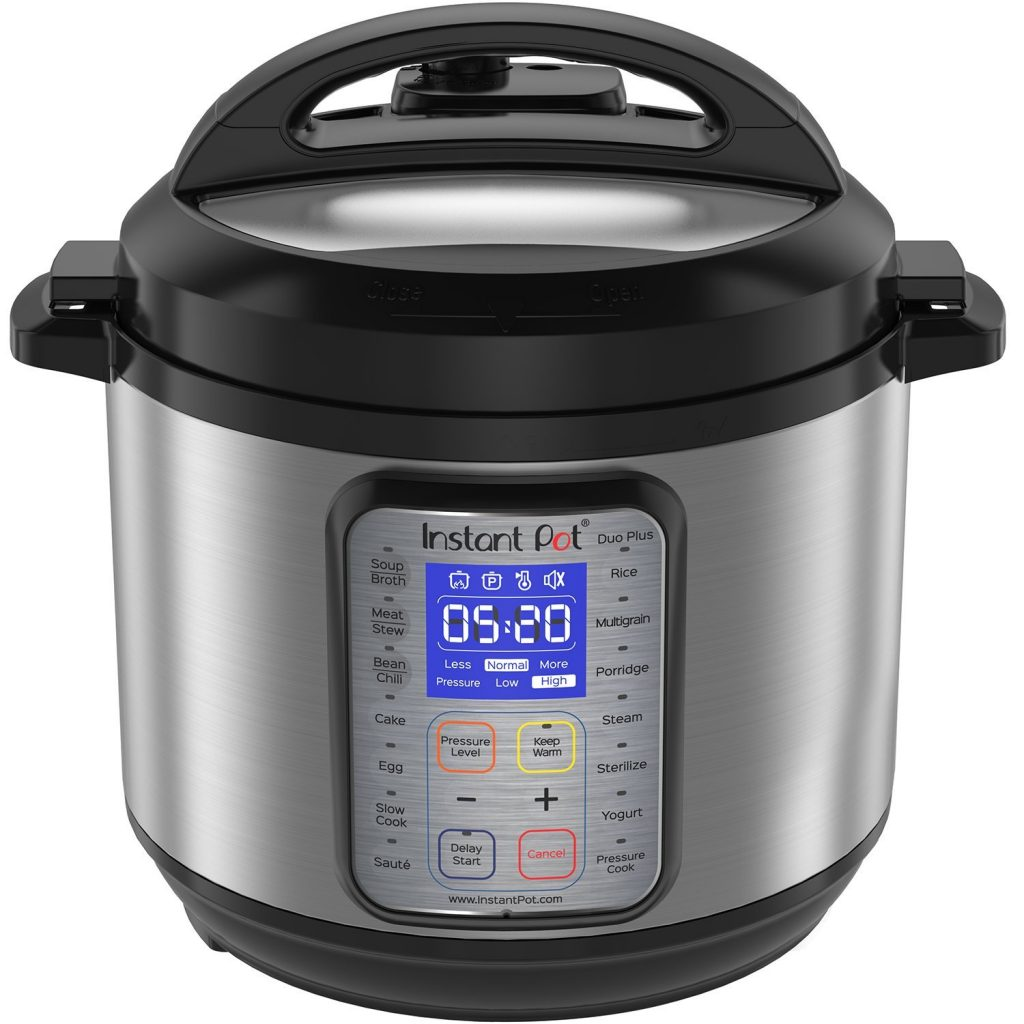 Amazon Lowest Price: Instant Pot IP-DUO Plus60 9-in-1