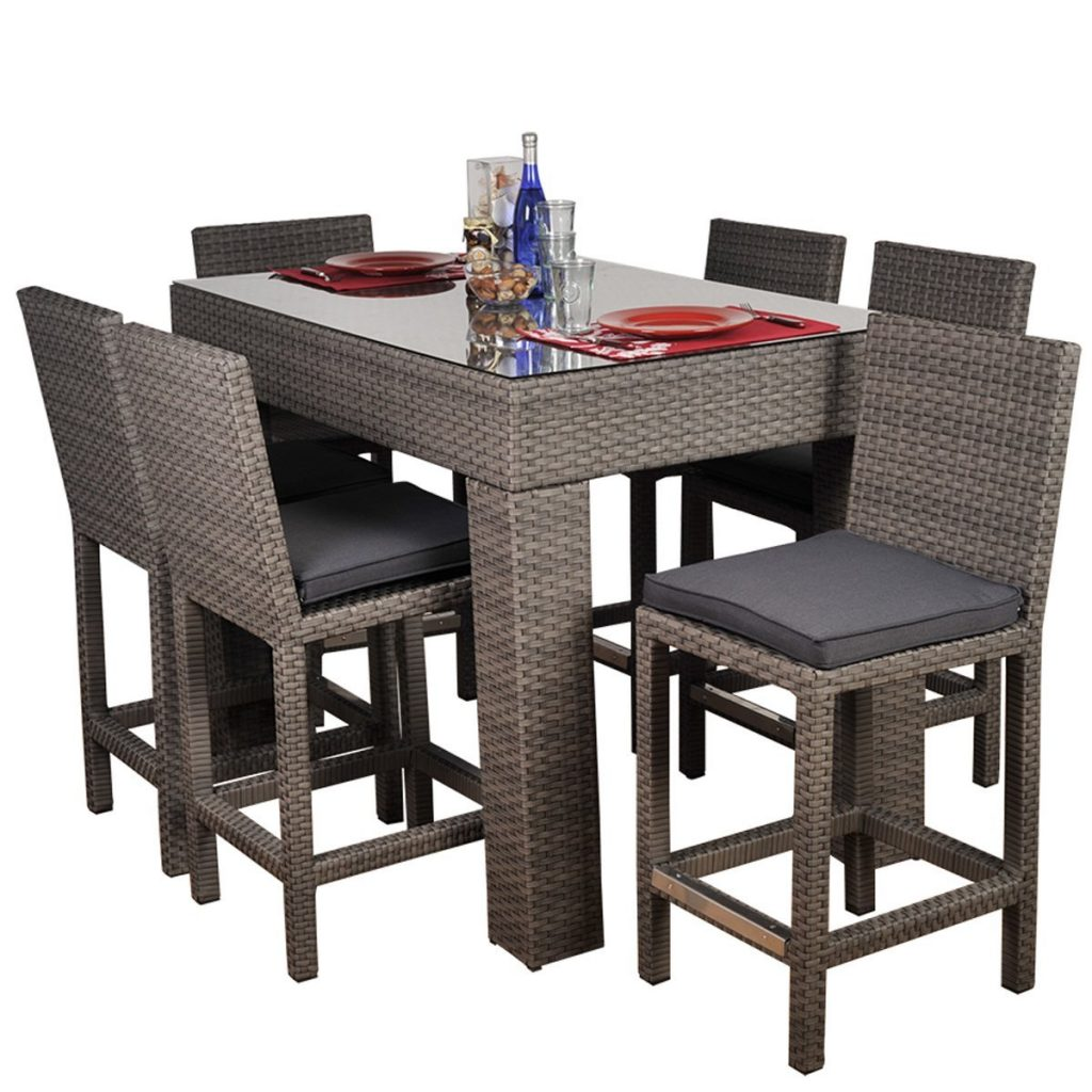 Amazon save on outdoor patio furniture prices start at 579 for Outdoor furniture amazon