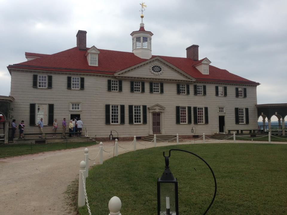 Monticello Mount Vernon Tour