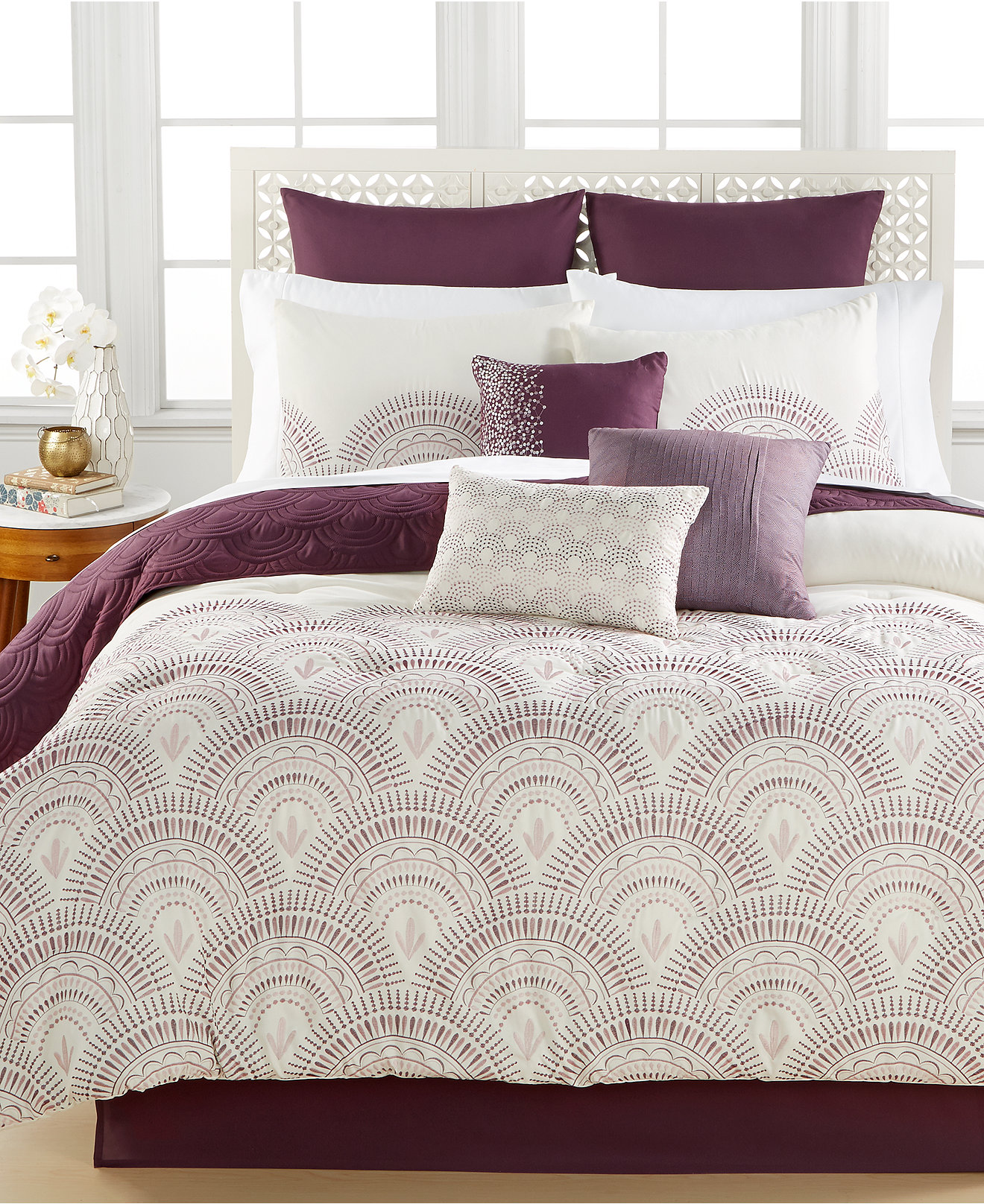 macy 39 s beautiful 8 10 piece bedding sets as low as of course the one i love isn 39 t in. Black Bedroom Furniture Sets. Home Design Ideas