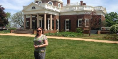 Visiting Virginia's Monticello With A Frugal...