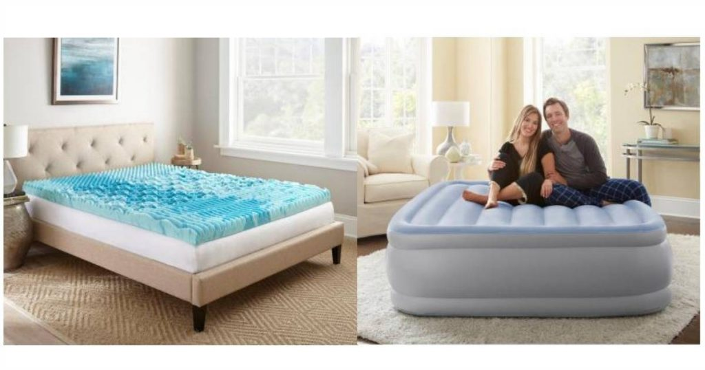 Home Depot Daily Deal Mattress Toppers Air Beds And More With Free