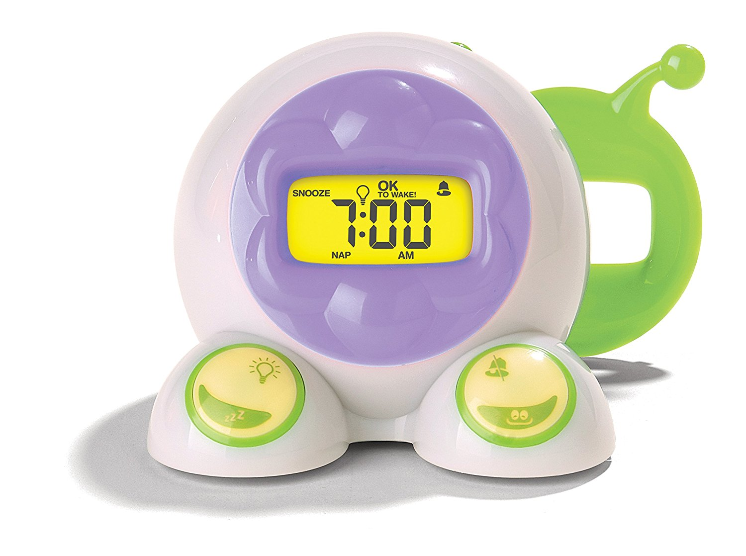Amazon Lowest Price: OK To Wake! Alarm Clock & Night-Light