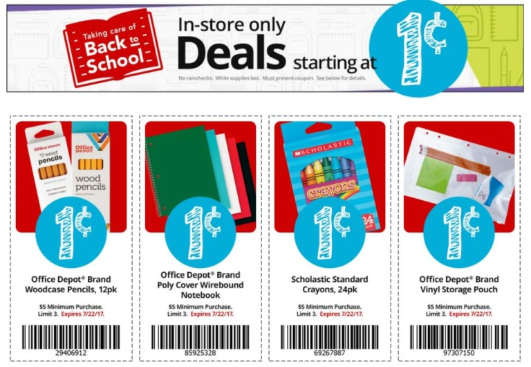53 coupons, codes and deals