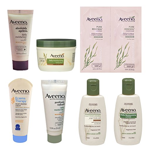 Amazon Prime: Aveeno Sample Box FREE After $7.99 Credit