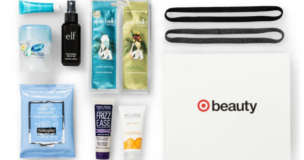 9ad06e24251 Target Beauty Box ONLY $7 Shipped (Comes With Head Wraps This Month!)