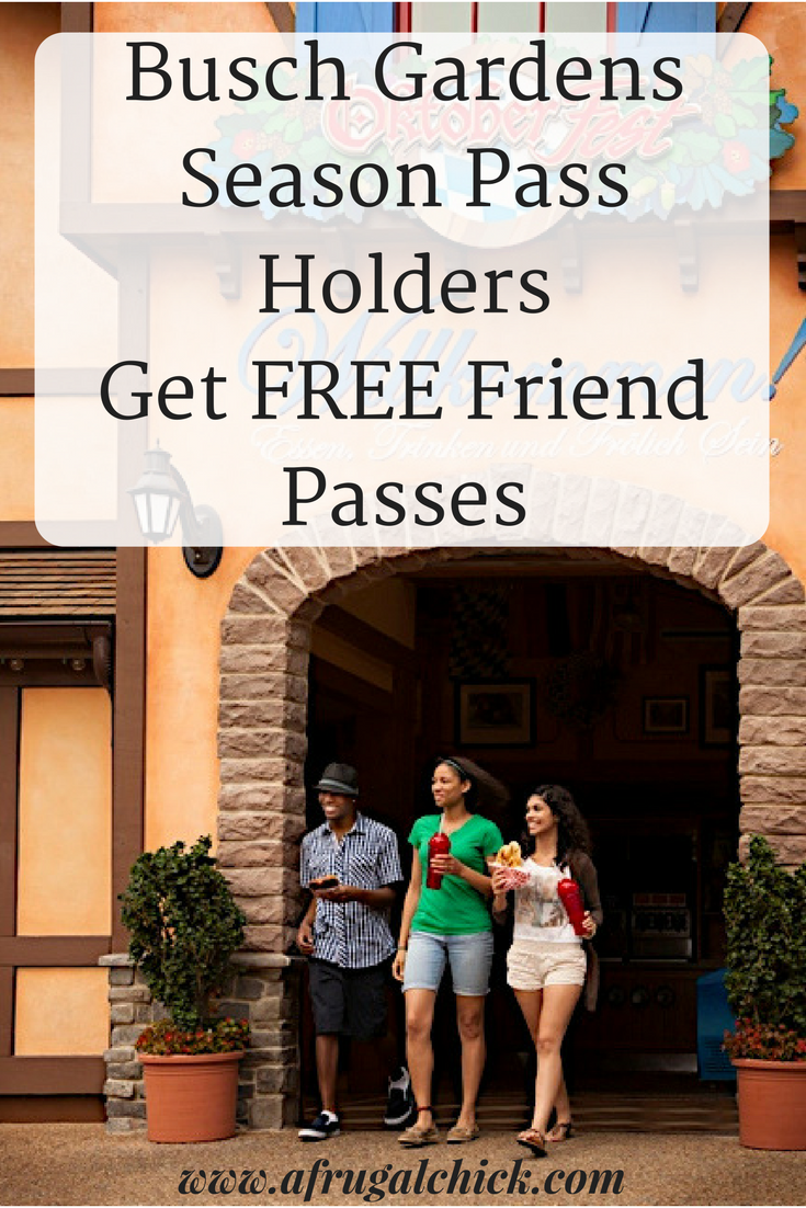Image Result For Bring A Friend To Busch Gardens