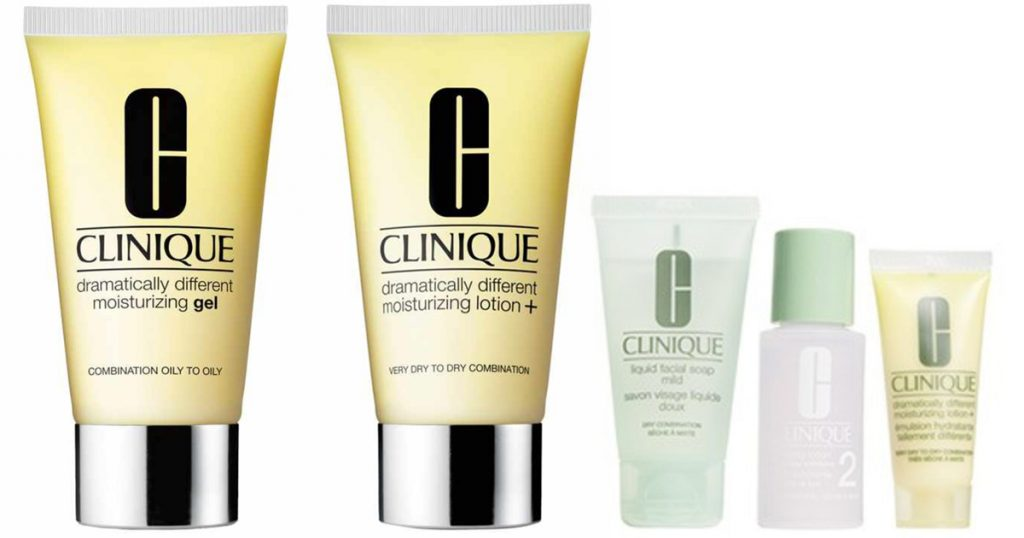 Nordstrom: $10 for 5 Clinique Items & 3 Beauty Samples Shipped!