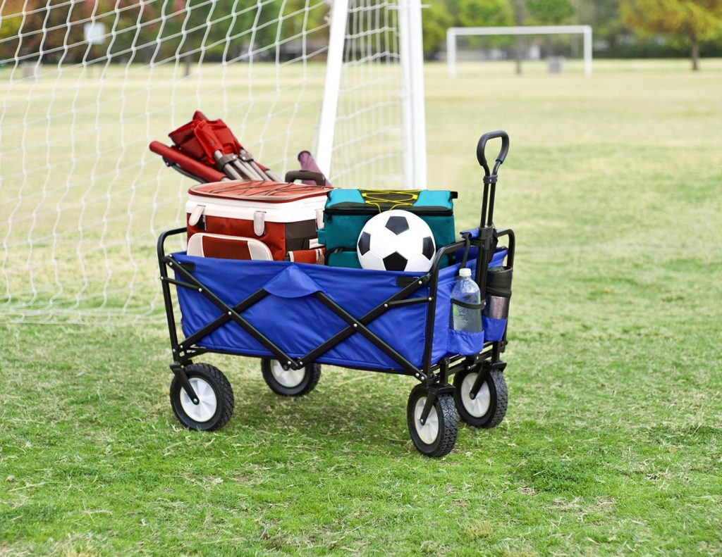 Amazon Lowest Price  Mac Sports Collapsible Folding Outdoor Utility Wagon   52.74 e93dcfcf23