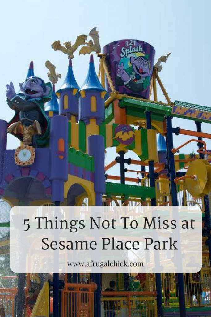 Sesame Place Park is a theme park designed for young children and their families. Little ones will delight in seeing Sesame Street characters come to life!