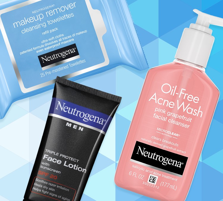 From Teenage Acne to Stage Makeup Neutrogena Has Been There (Plus A Coupon For a FREE Item)