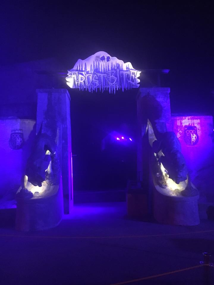 Busch Gardens Williamsburg Howl O Scream 2017 The Lady In The Bathroom And My Review Of The New