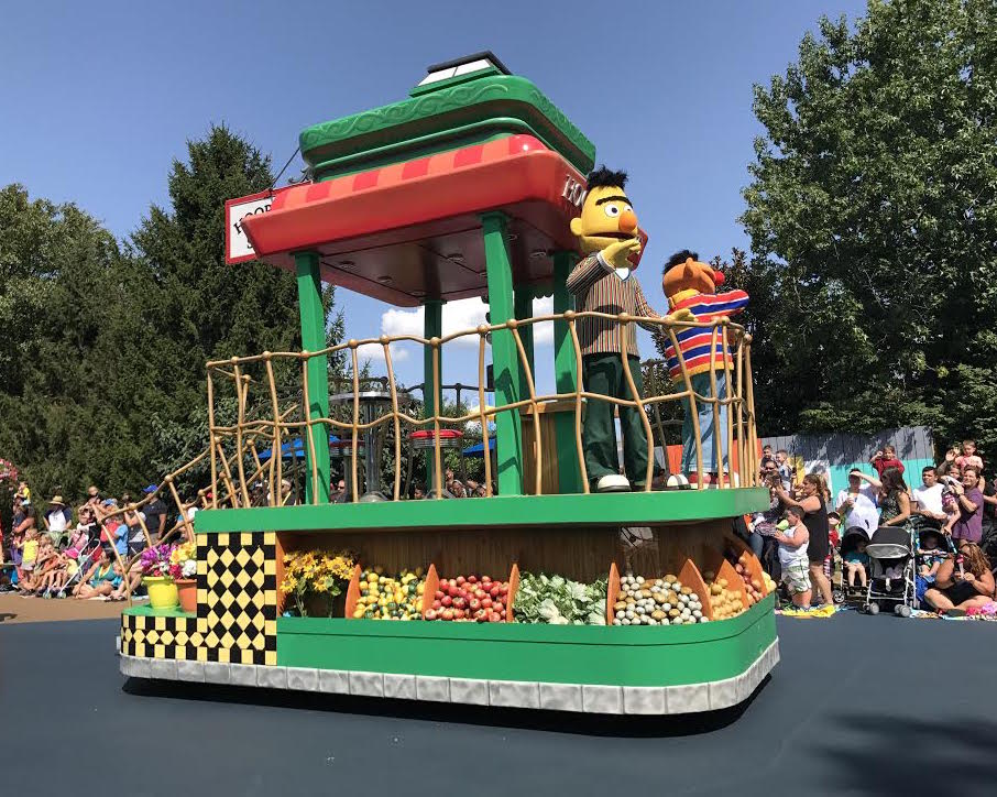 picture regarding Sesame Place Printable Coupons known as 5 Factors Not Towards Skip at Sesame House Park