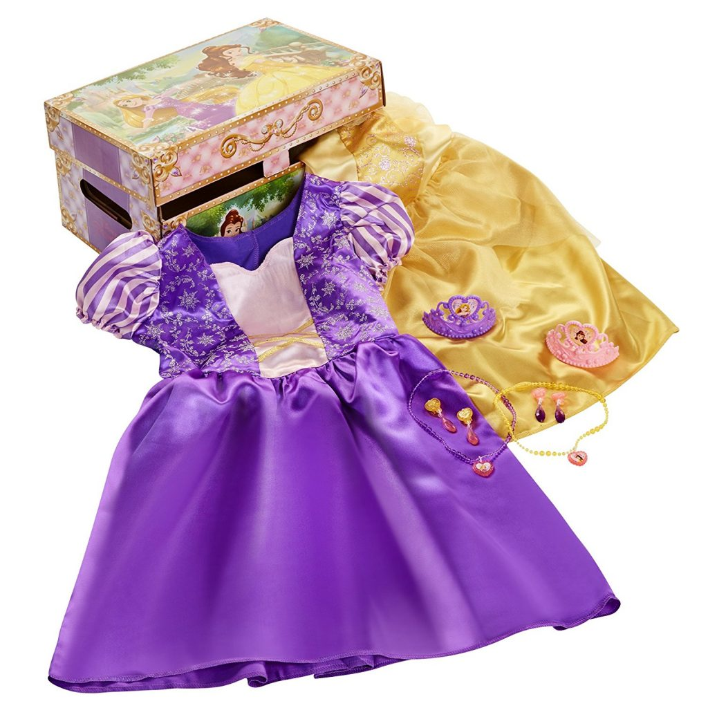 ec0fc99cf778 Sc 1 St A Frugal Chick. image number 7 of disney princess costume trunk ...