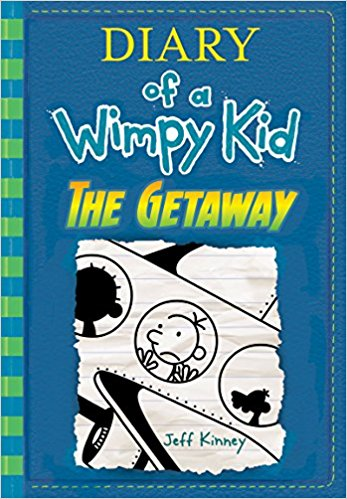 Amazon the getaway diary of a wimpy kid book 12 the newest book solutioingenieria Images
