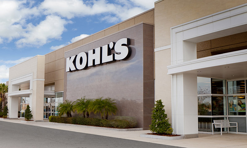 Yay! My store already rolled out with the new system. It should take effect in all store by the end of this year. Kohls will also have new chip card readers and will .