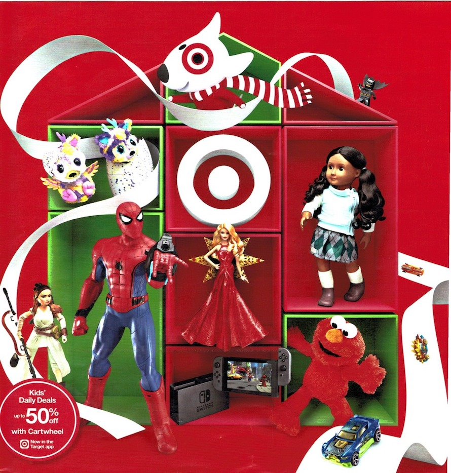 Target Toy For 10 And Up : Target beginning save when you spend or