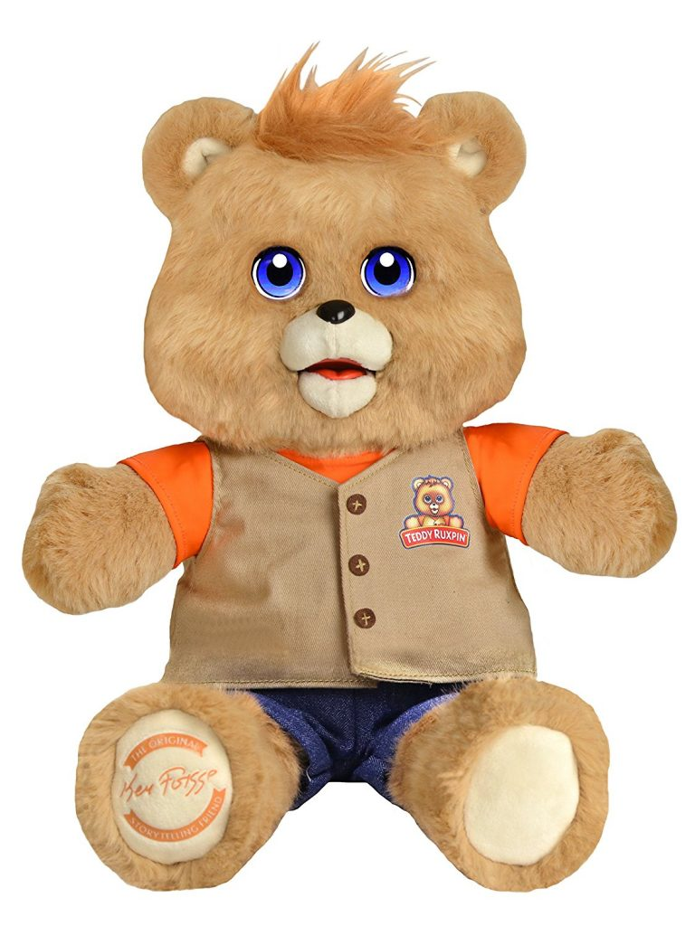Hottest Christmas Toys : Hot new teddy ruxpin bear shipped reg