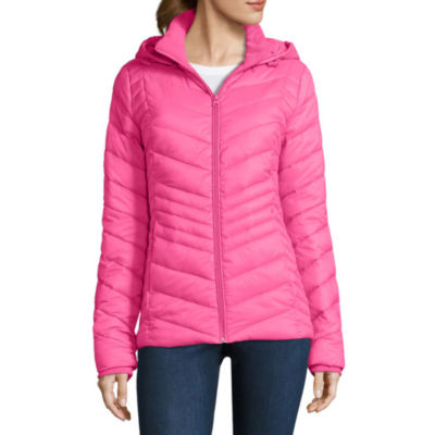 Black Friday Now: JCPenney Ladies' Puffer Jacket $20 (TONS ...