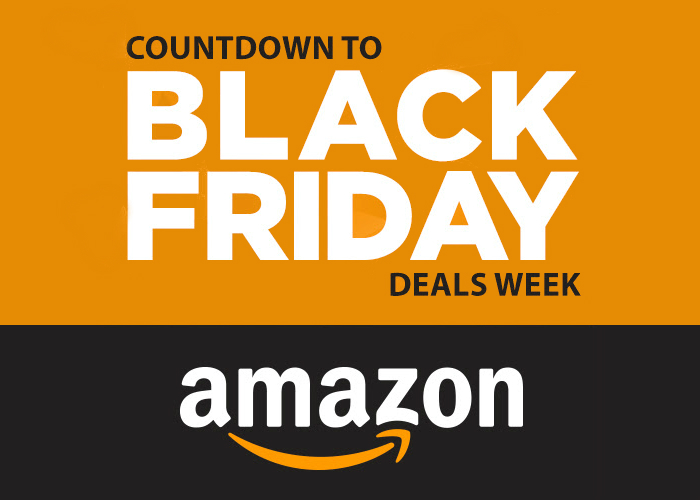 Amazon S Countdown To Black Friday Sale Is Live