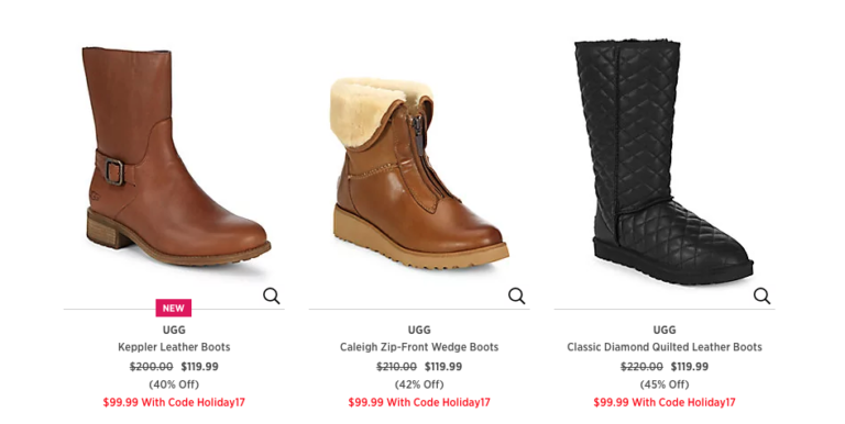 f158388ff0a Up to 50% Off Ugg Boots and Slippers Starting at $59.99