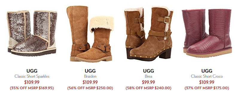 e80cf8fb6f1 6pm- FREE Shipping With No Minimum (Uggs Galore On Sale)