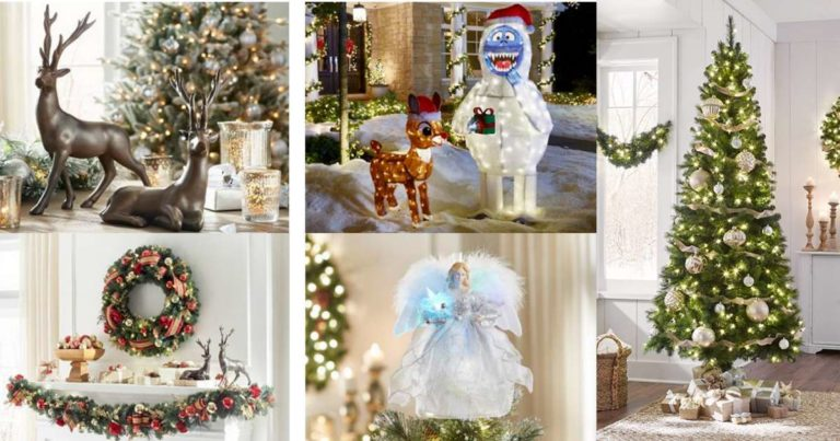 Home Depot 50 Off Holiday Decorations Plus Free Shipping