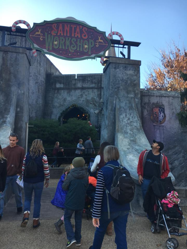 Busch gardens williamsburg big changes for christmas town 2017 they all are awesome for Christmas town busch gardens williamsburg 2017