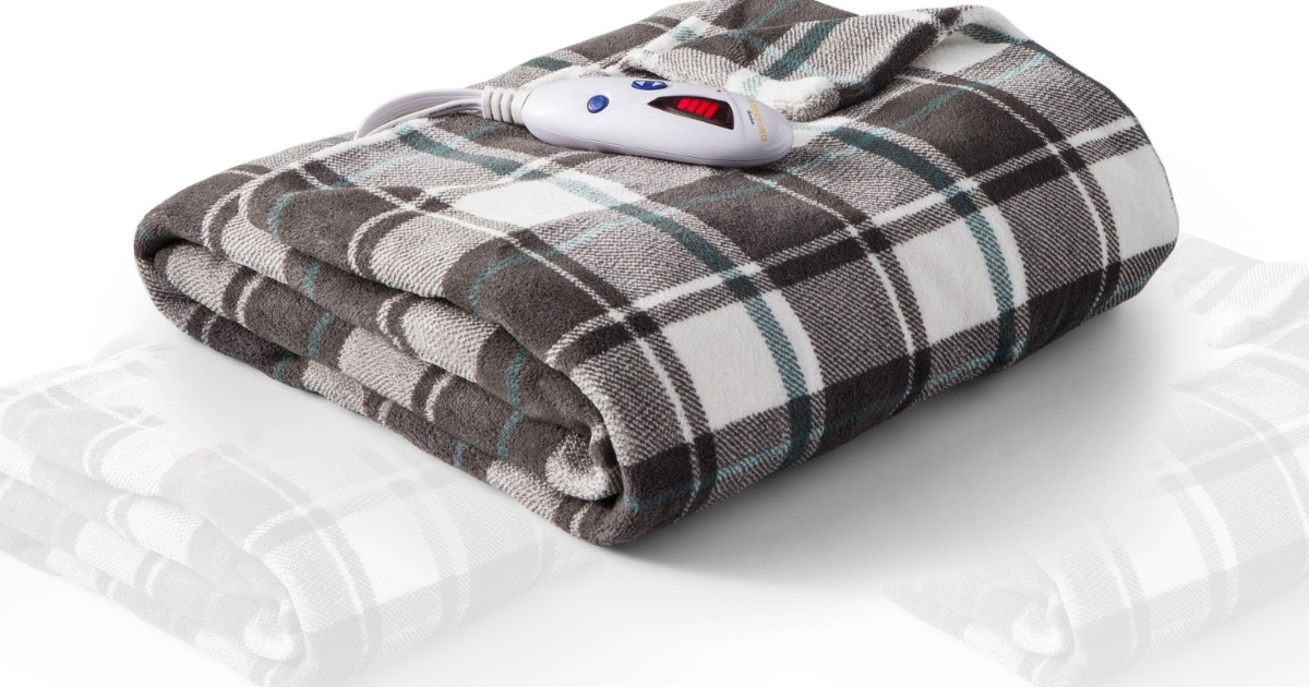 Target Microplush Electric Throw Blanket Only 4040 Reg 4040 Awesome Electric Throw Blanket Target