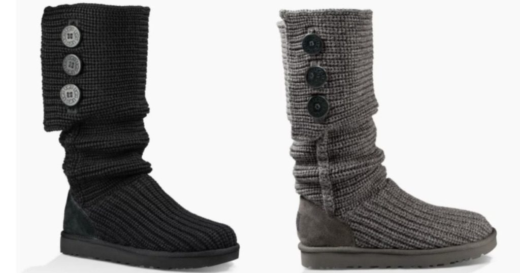 EXPIRED: 60% Off Entire UGG.com Purchase Including Sale Items = Women's Boots ONLY $60 MORE
