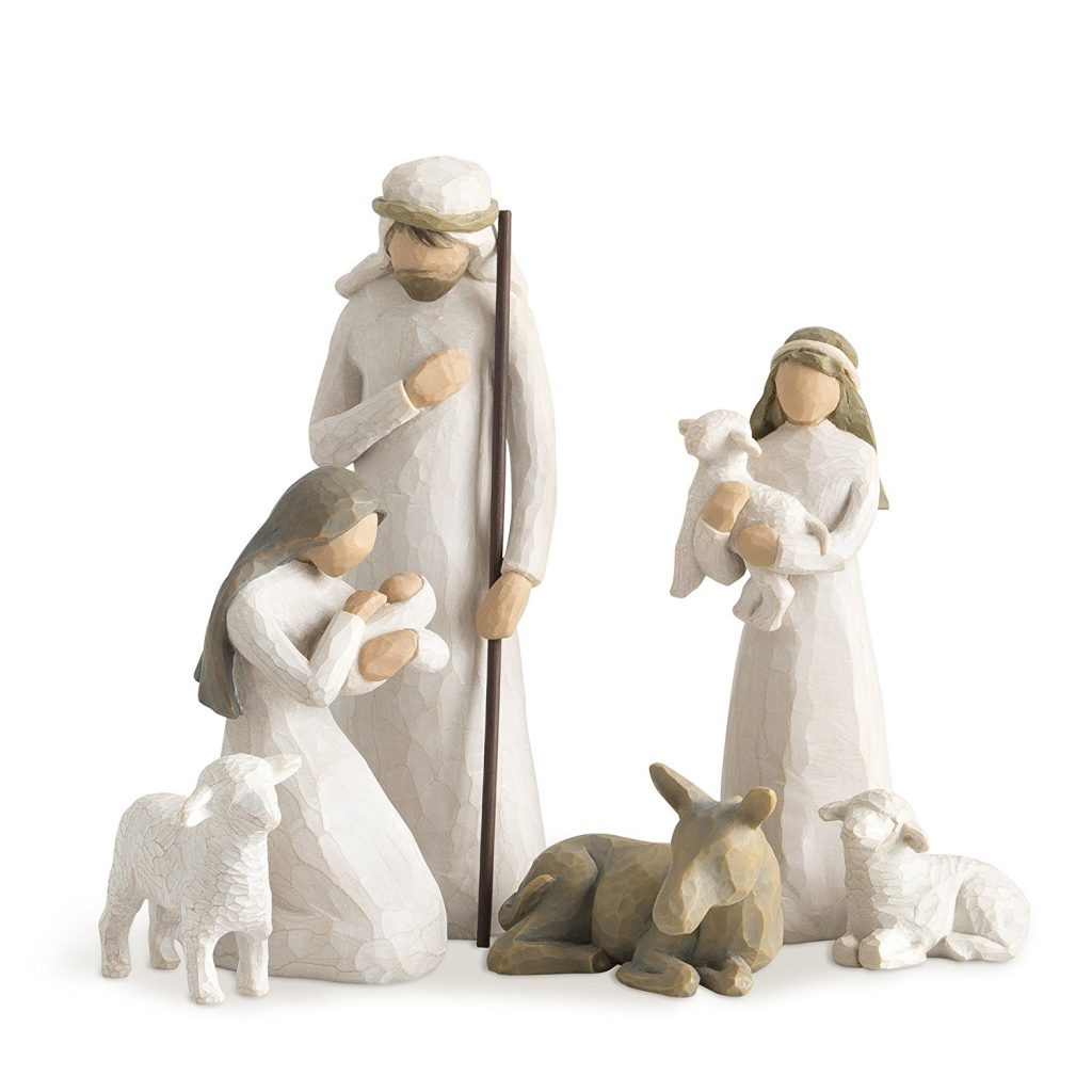 Willow Tree Nativity Sale