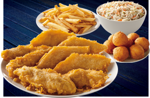 So with that being said, here is the Long John Silvers gluten free menu with some pretty nice choices. Come get your gluten-free seafood on!