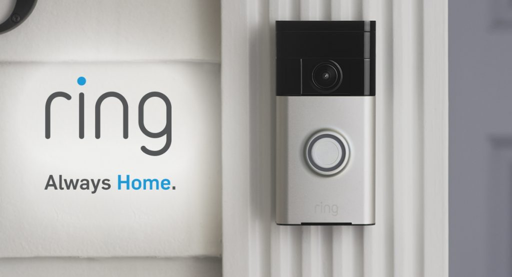 Amazon Lowest Price: Ring Wi-Fi Doorbell (Works With Alexa