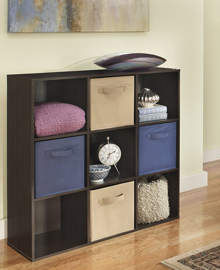 Amazon Lowest Price: ClosetMaid 9-Cube Cubeicals Organizer