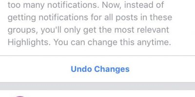 Facebook Changes Group Notifications- Don't ...
