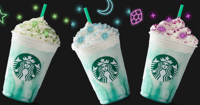 Starbucks Crystal Ball Frappuccino Is Here