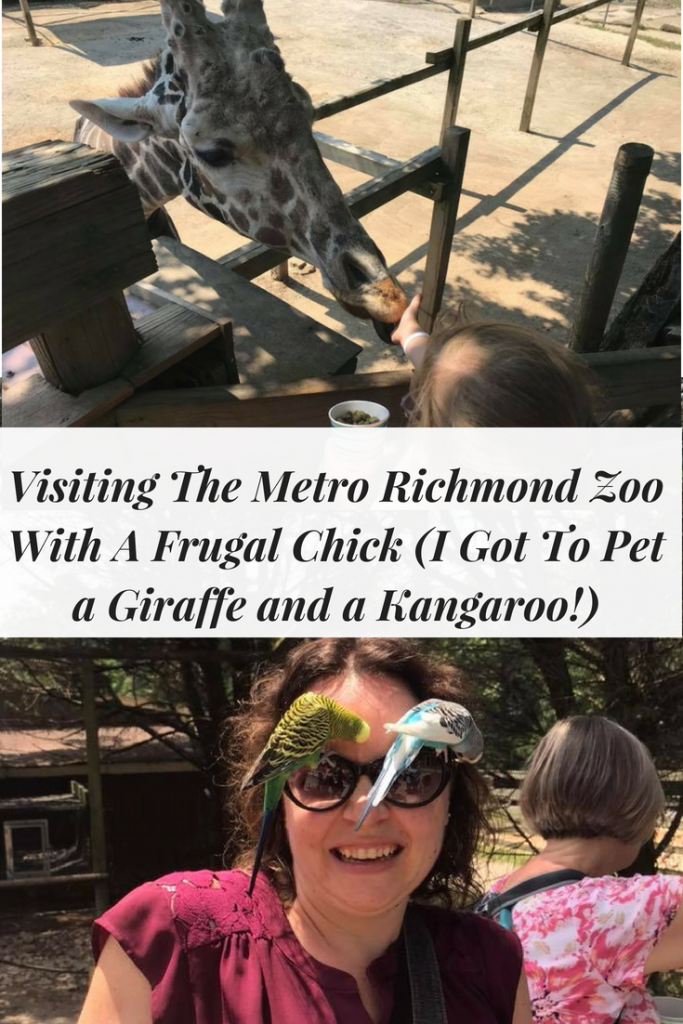Visiting The Metro Richmond Zoo- Is the zoo worth the price of admission? What about the food? Everything you need to know from preparing for your visit to what times to be sure you are in the zoo!
